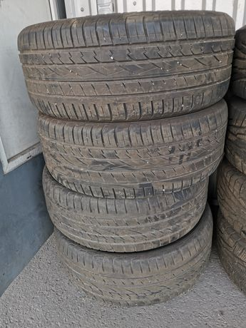 Conti cross contact uhp 255/55/r18