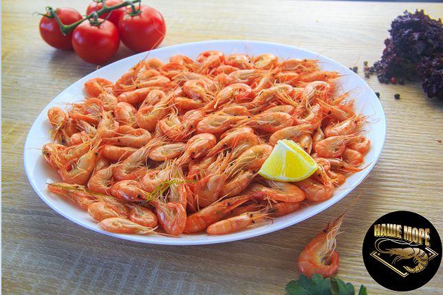 Креветка чорноморська і азовская.Доставка продуктів харчування