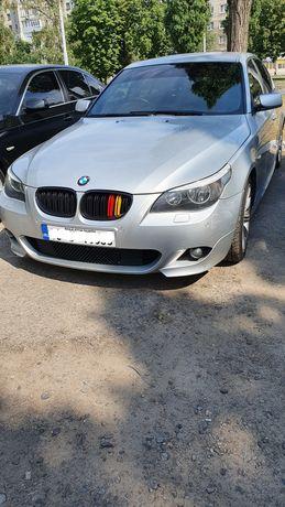 В разборе BMW (БМВ) Е60 ! 2006г.Двигатель н52б25
