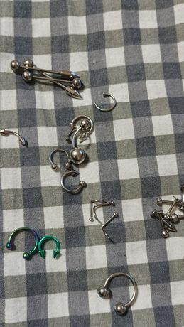 Сережки для пирсинга