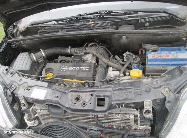 Motor Opel Z17DTH Combo Corsa C Meriva 1.7Cdti 100cv Denso Caixa de Velocidades Arranque Alternador