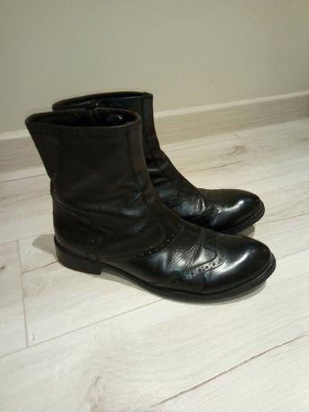 Продам ботинки Edc Diesel Ecco Geox