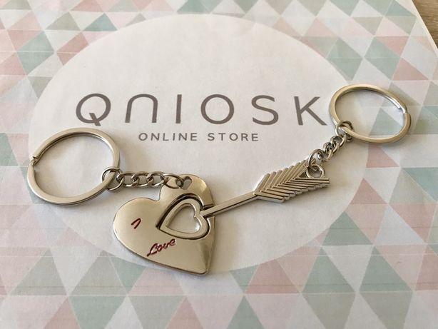 Porta chaves para casal