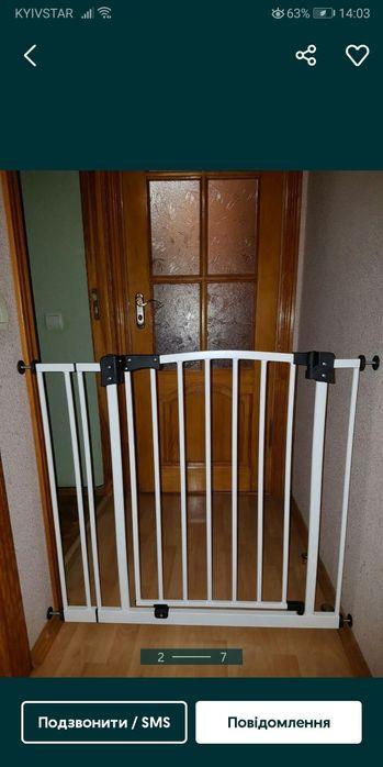 Ворота безопасности для деток и животных Борщев - изображение 1
