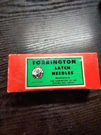 torrington latch needles крючки для машин вязания