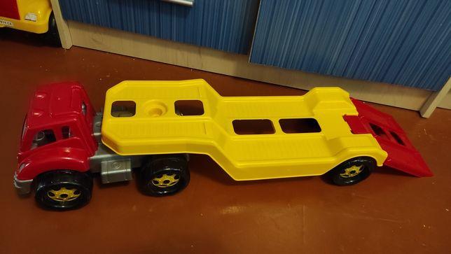 Большой автовоз игрушка машина