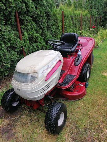 Traktorek kosiarka mocny 20 kw. Gutbrod Sprawny
