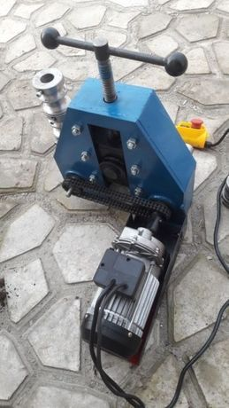 Трубогиб електро