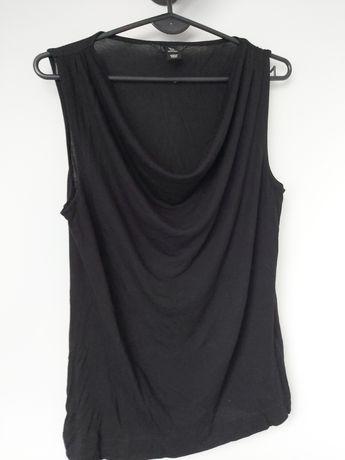 Czarna bluzka h&m rozmiar M