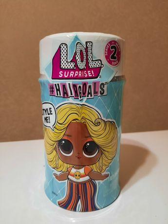 """Кукла ЛОЛ с волосами L.O.L SURPRISE! Серия  """"Hairgoals 2.0"""""""