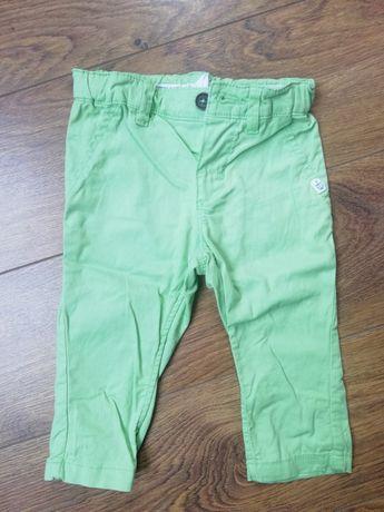 Spodnie HM chłopięce rozmiar 74