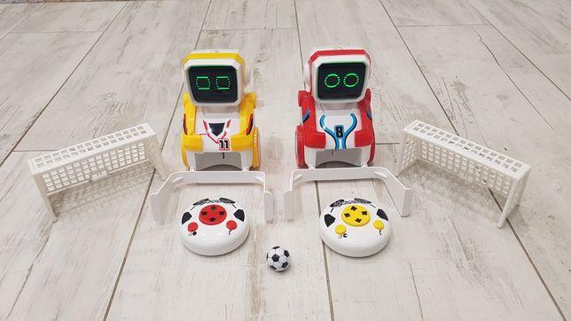 Kickabot roboty Silverlit zestaw piłka nożna
