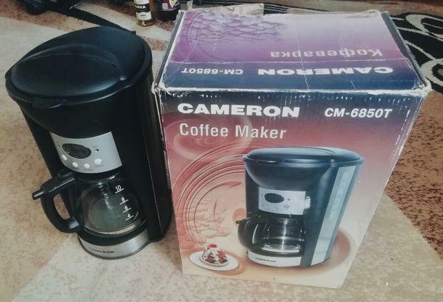 Кофеварка кофемашина CAMERON
