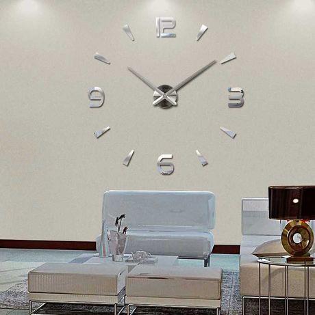 Relógio 3D Parede
