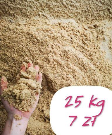 Czysty piasek, piach.Piaskownica , murowanie,  tynkowanie. Worki