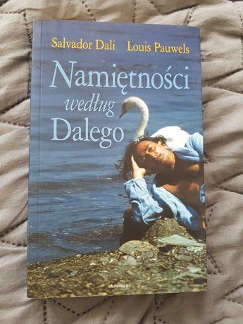 """Książka """"Namiętności według Dalego"""" Louis Pauwels Salvador Dali"""