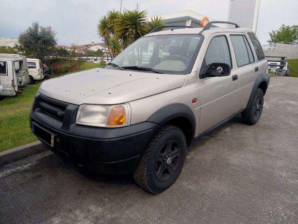 Peças Usadas Land Rover