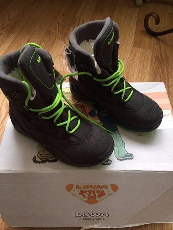 Нові зимові чоботи Lowa Rufus III GTX, Gore Tex, устілка 19 см