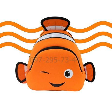 Детский рюкзак Nohoo Рыбка Немо