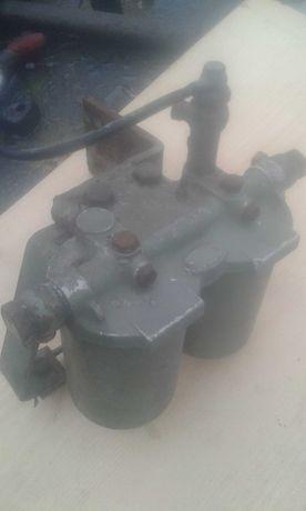 Obudowy filtruw paliwa silnika perkins