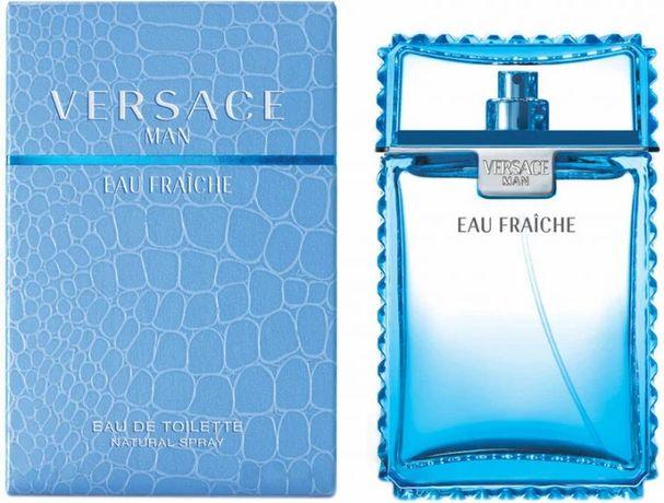 Мужская туалетная вода духи Versace Man Eau Fraiche 100 ml