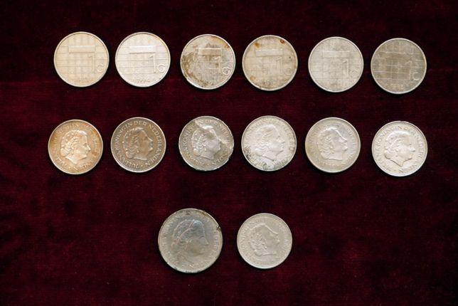 монети 1 гульден