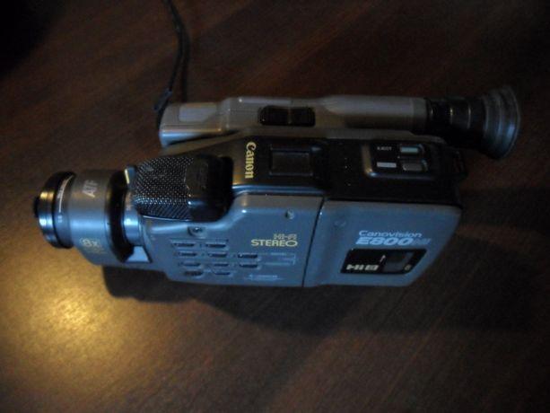 Kamera Canon E800 (Hi 8)