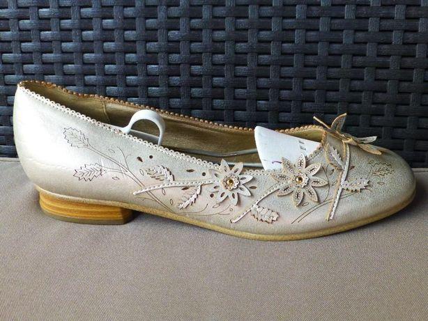 => DAMSKIE pantofle MARCO TOZZI 39 stan idealny
