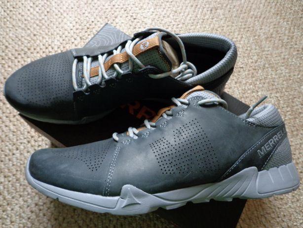 Новые мужские кожаные кроссовки Merrell Versent Kavari Lace LTR