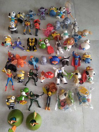 Zabawki z mc Donalda 80 sztuk