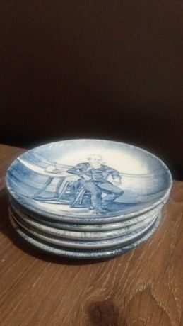 Фарфор Голландии коллекционные тарелочки