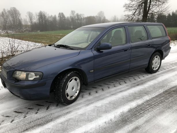 Volvo V70 2.4 benz Sprowadzone z Niemiec