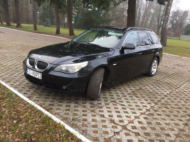 BMW E61 535d 272km Biturbo