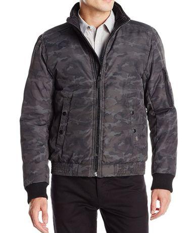 Бомбер, куртка Calvin Klein Camo