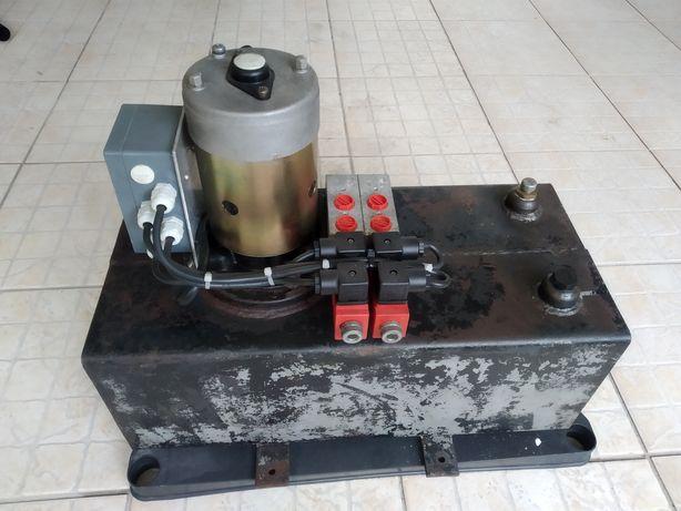 Bomba hidráulica 12V