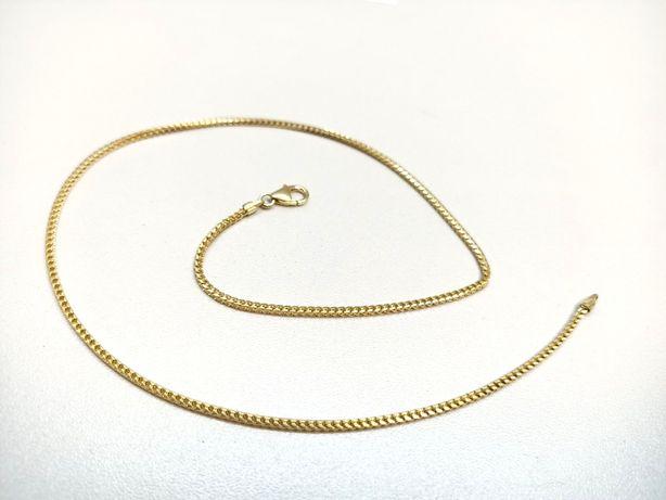 Piękny złoty łańcuszek 7,13g; 333; 42cm