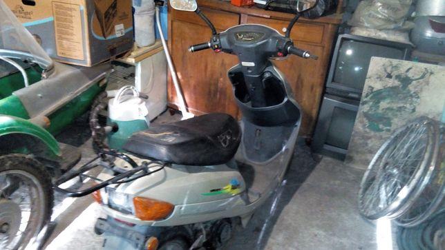Продам скутер DAIFO DF50 QT-6