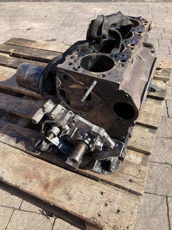 Silnik kompletny słupek blok Kia K 2500