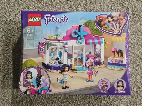 Lego frends nowy zestaw 41391  salon fryzjerski