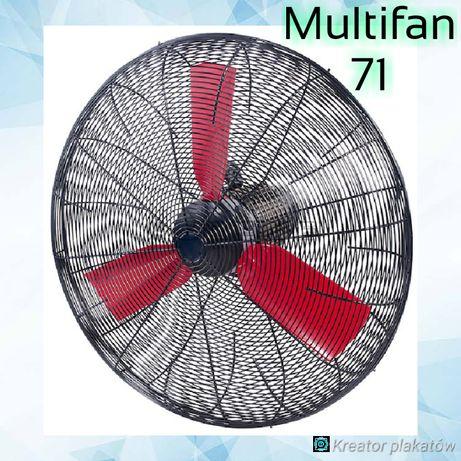 Multifan 71.Wentylator. Mieszacz powietrza Multifan