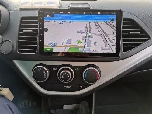 Kia Picanto 2011 - 2014 radio tablet wyświetlacz navi android + carpla