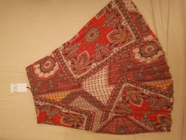 Zara nowa spódnica plisowana