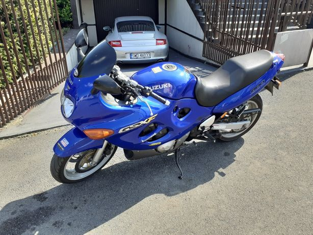 Suzuki 600 Gsx-F Katana Piękna