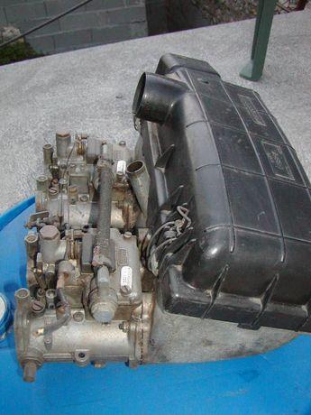 Carburadores Dellorto 40 com origem Alfa Romeu