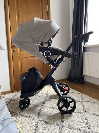 Продам детскую коляску Stokke Xplory V6 прогулочная