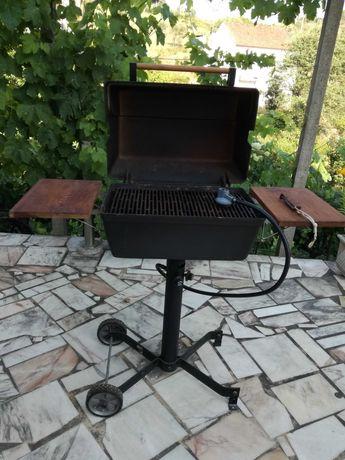 Grelhador Barbecue a Gás Usado