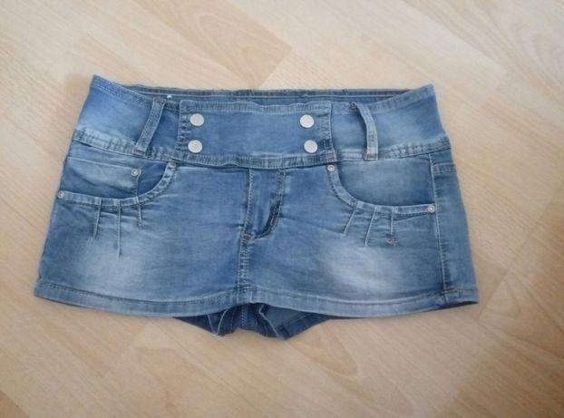 юбка джинсовая, размер s, фирма missSwan