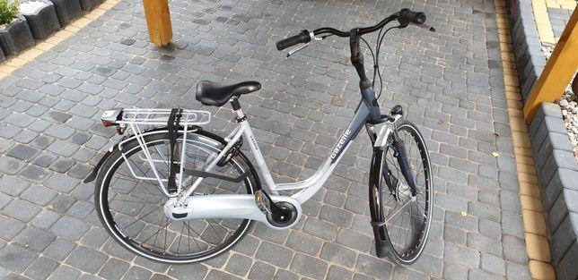 Rower miejski Gazelle 46 cm jak nowy