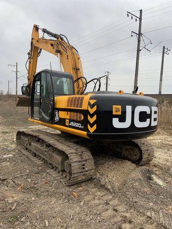 Продам JCB JS220 ідеальний стан планувальний гідроковш