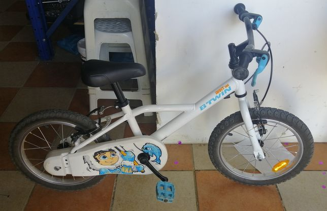 Bicicleta criança berg